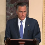 "Romney surprise: votes ""guilty"" and ""not guilty"" at the same time"