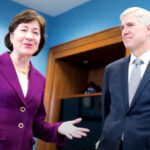 Sen. Collins: Gorsuch unlikely to reject precedent